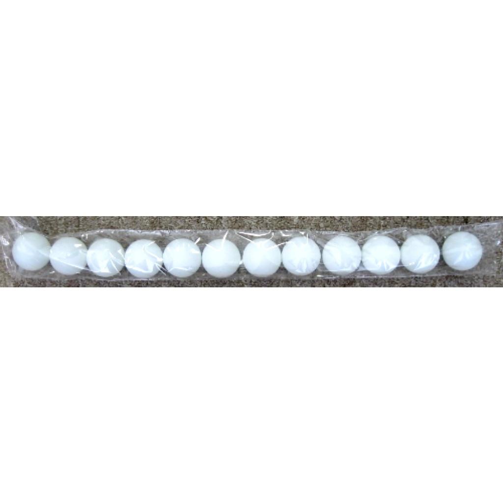 10-620 - 1 Star Ping Pong Balls - Gross