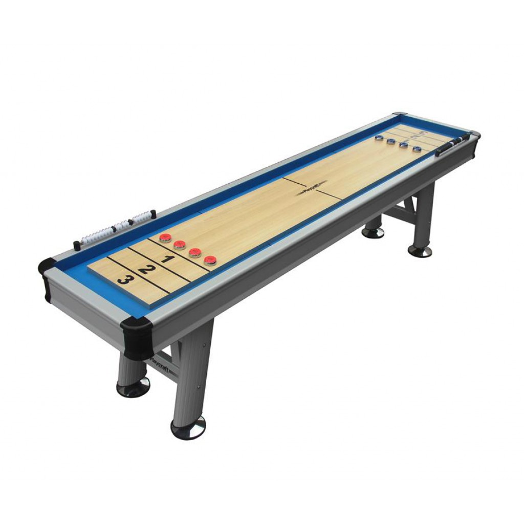 11-121 - Extera Outdoor Shuffleboard Table
