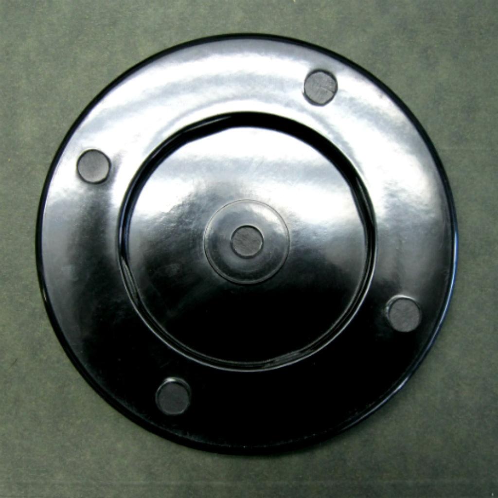 11-166 - black discs - outdoor
