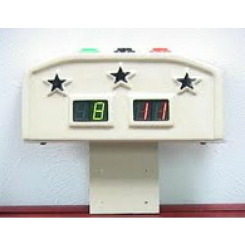 11-409 - universal electronic shuffleboard scoring unit