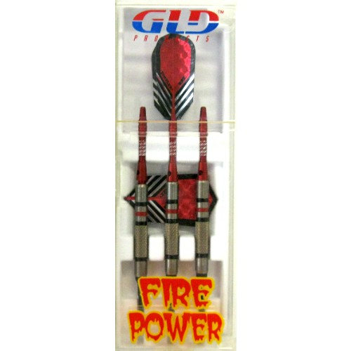 12-335 - Firepower Soft Tip Darts - Red - 16g