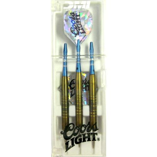 12-823 - Coors Light Brass Steel Tip Dart