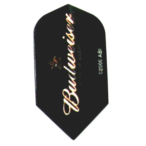 12-894 Budweiser Black Flights Slim