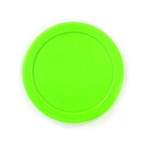 13-143 - Dynamo Home Fluorescent Green Puck