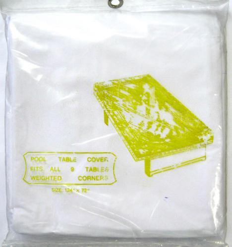 13-230WT - White 9 ft cover