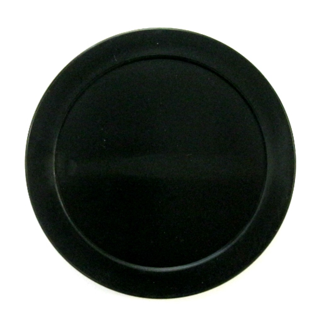 13-236 - Black Carrom Air Hockey Puck