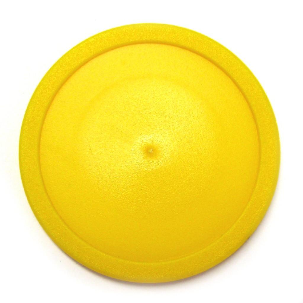 13-244- Yellow Home Air Hockey Puck