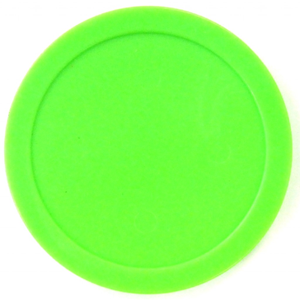 13-272 - Brite Lime Green Economy Commercial Puck