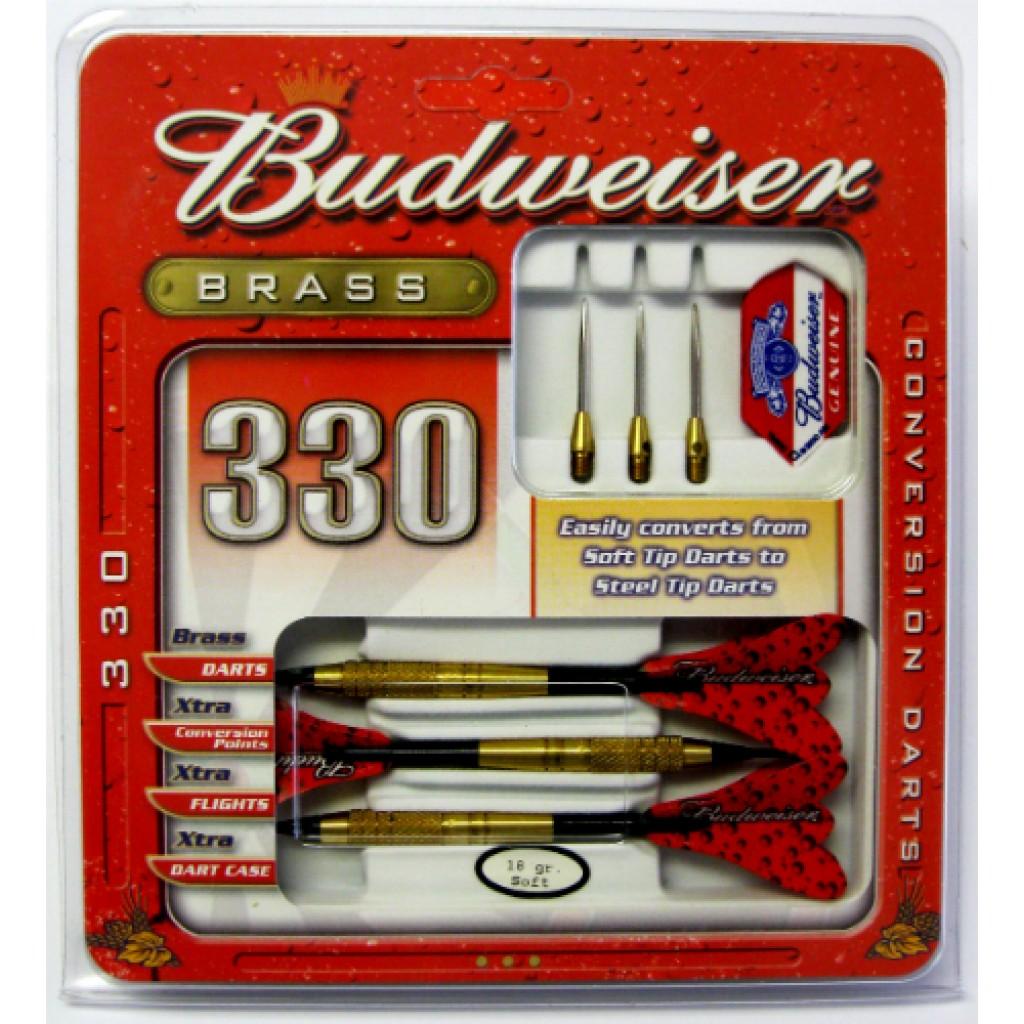 16-0022 - Budweiser 18 gr 330 Conversion Dart