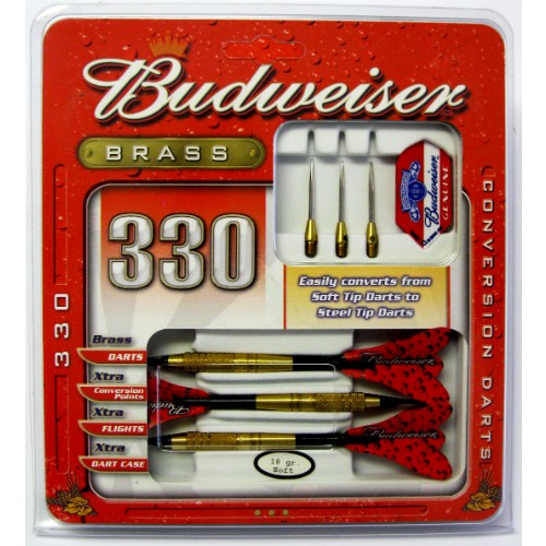 16-0022 - Budweiser 18 gr 330 Conversion Dart