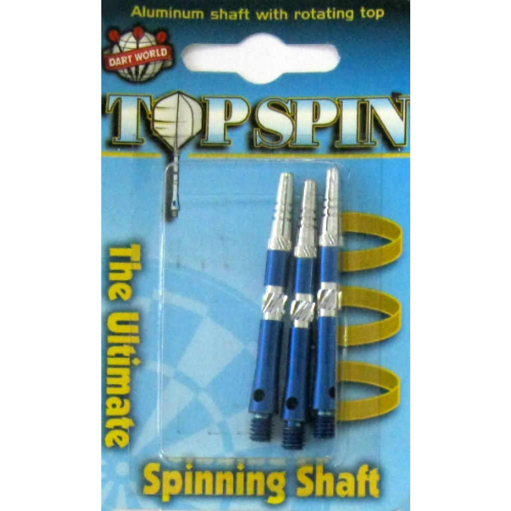 16-0102 - Top Spin Diamond Spinning Shaft