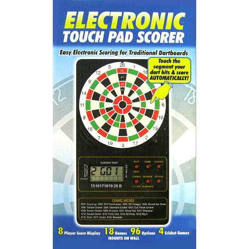 16-0156 - Electronic touch Pad Scorer