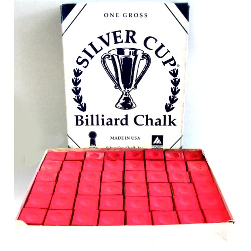 21-727 - Silver Cup Chalk - Gross - Red