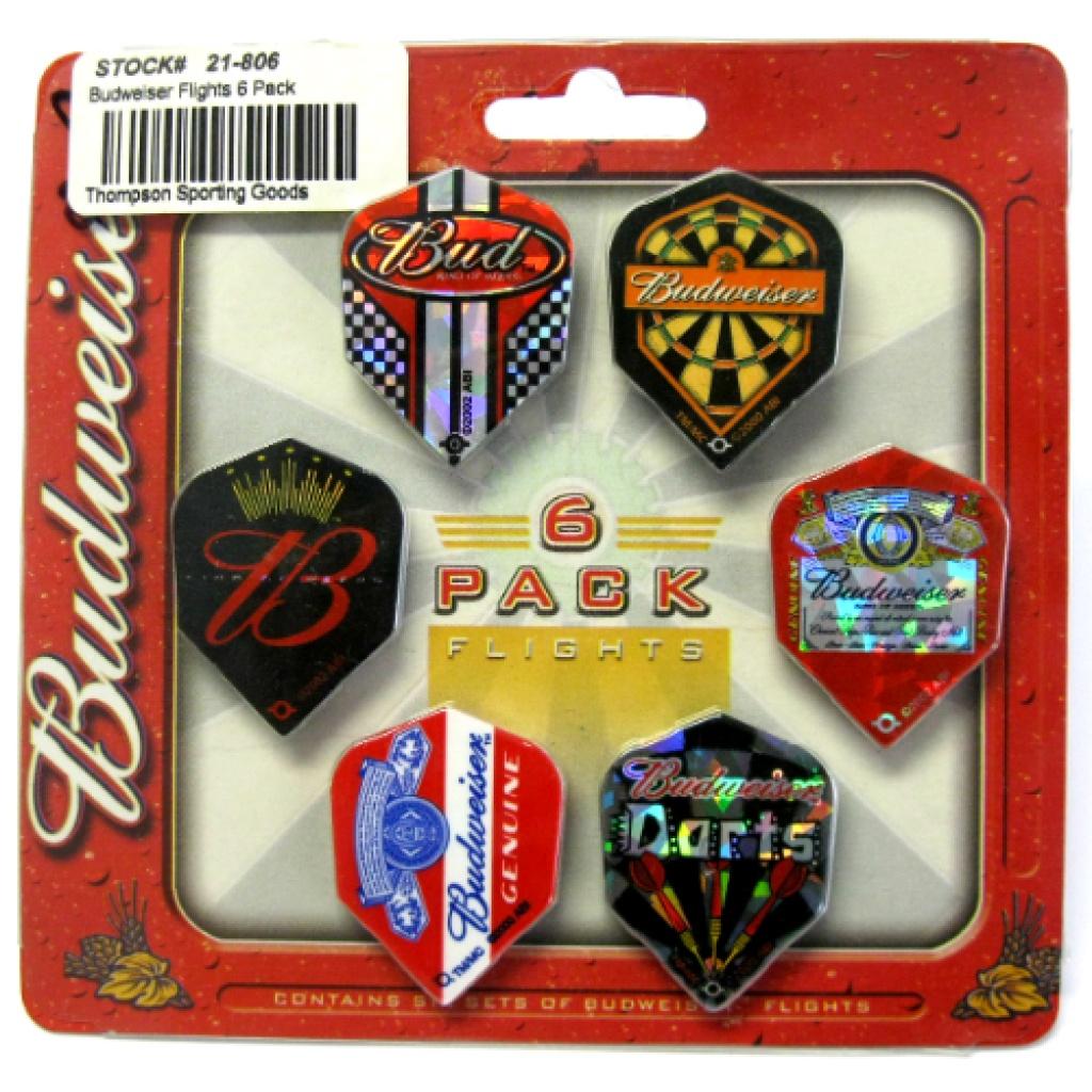 21-809 Budweiser Flights 6 set pack