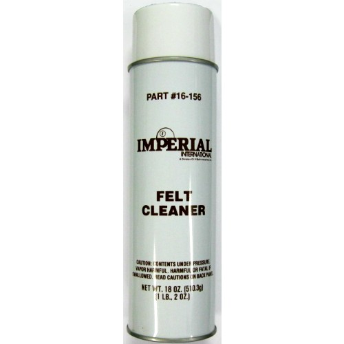 21-840 - Imperial Felt Cleaner