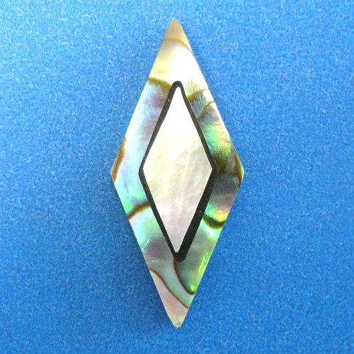 21-846 - Mother of Pearl in Abalone
