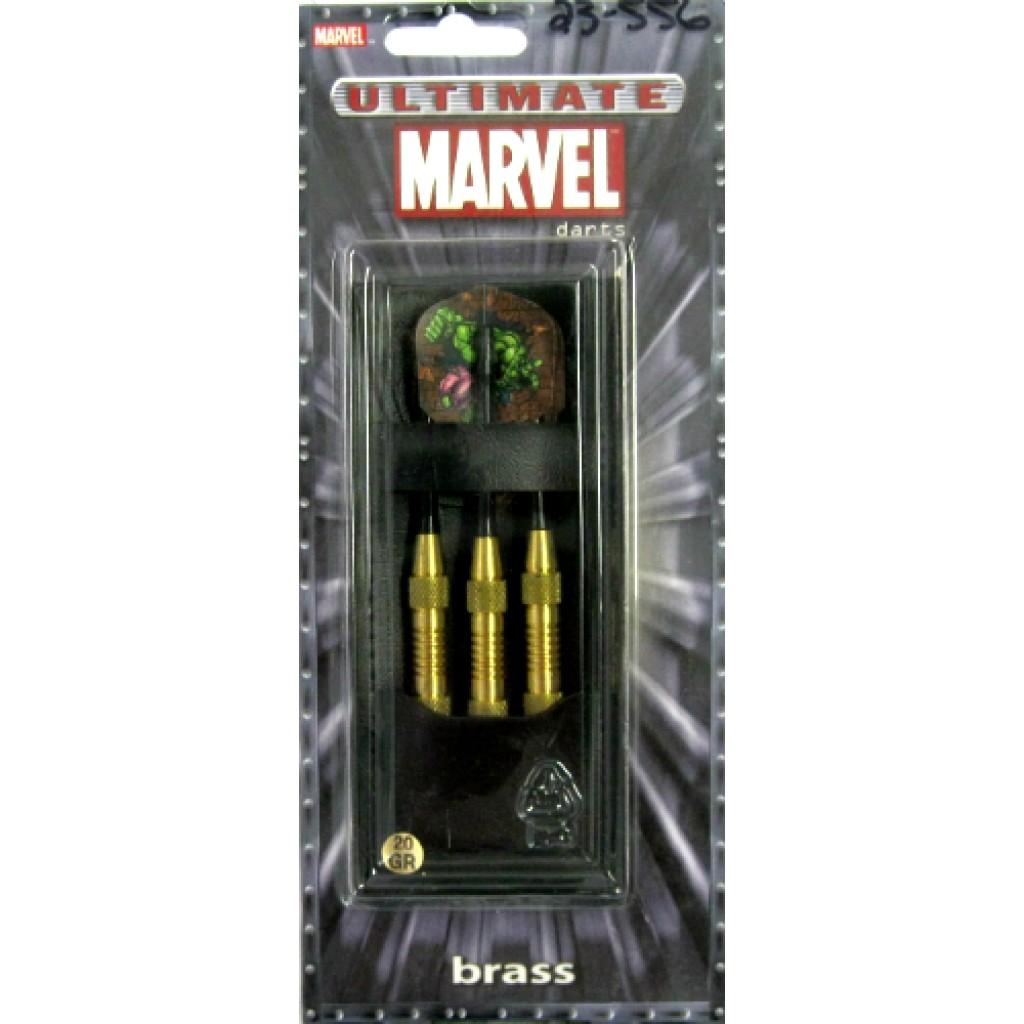23-556 - Marvel Ultimate Brass Steel Tip Hulk