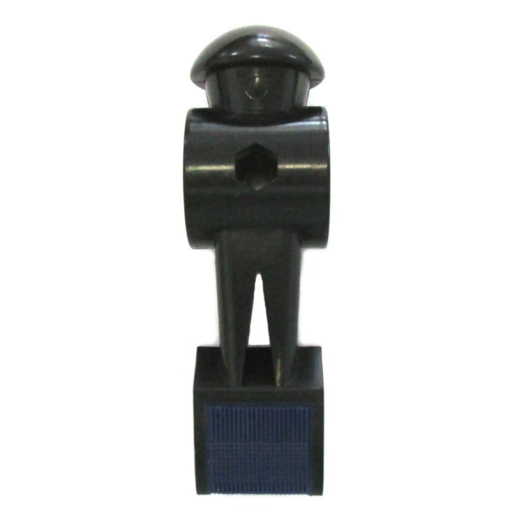 54-0218 - Black-Blue Toe