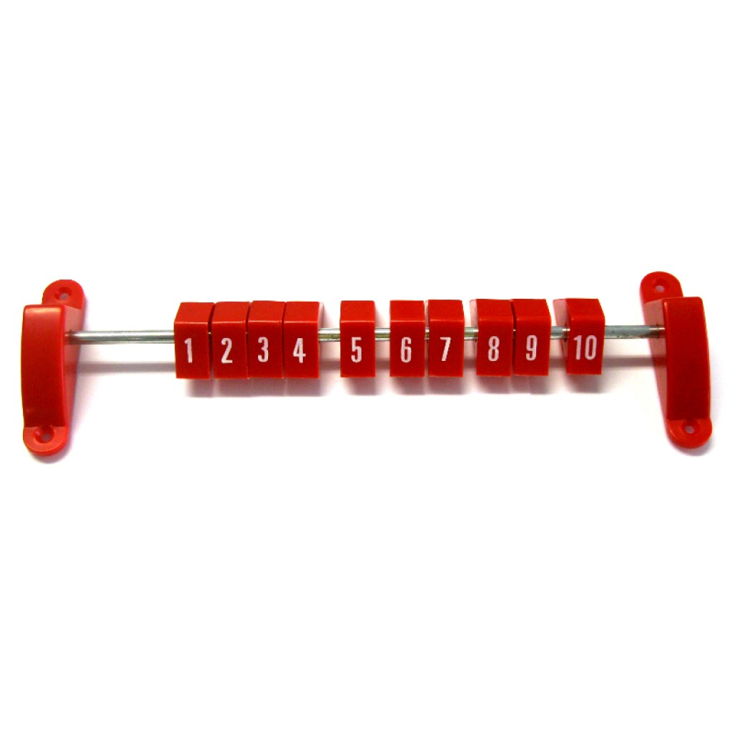 55-306 - Generic Scoring Unit - red -