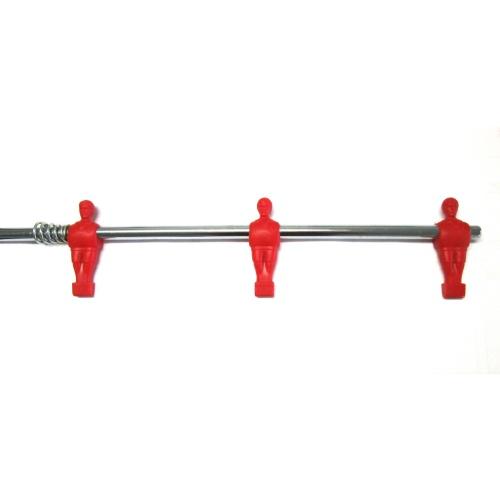 56-078 - Garlando 3-man red