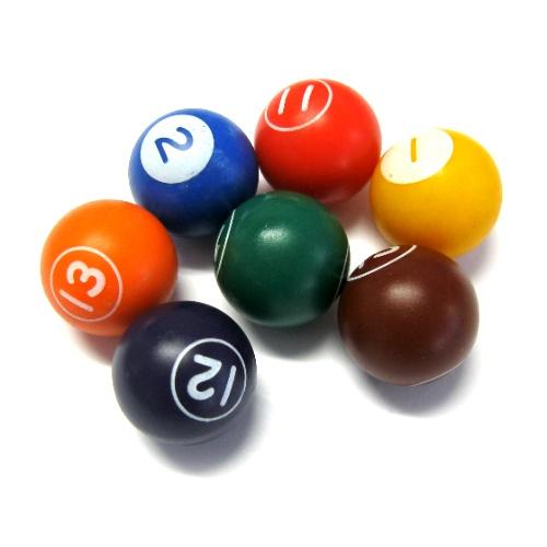 58-0058 - 1 inch mini foosballs