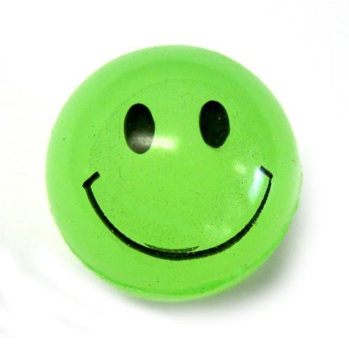 58-0109 - Smiley Face Glow-in-the-dark Foosball