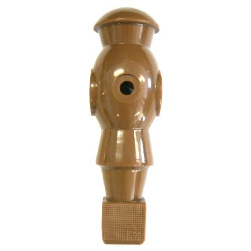 58-0221 - Robotic Style Foosball Man - Brown