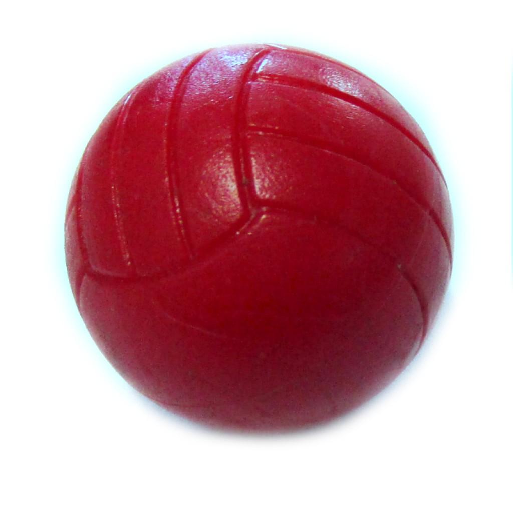 58-0319 - Red Engraved Foosball