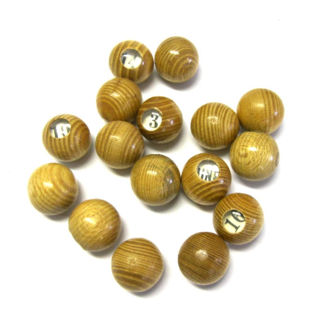 75-331 - Tally Balls - Wooden