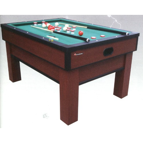 Classic Rectangle Bumperpool Table