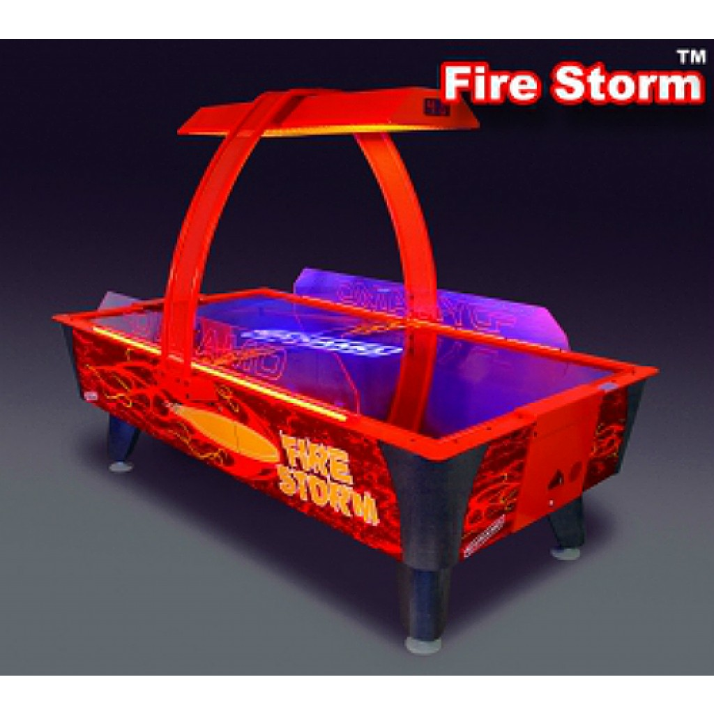 Dynamo Firestorm Air Hockey Table