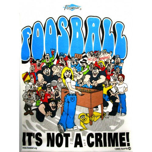 Its Not A Crime