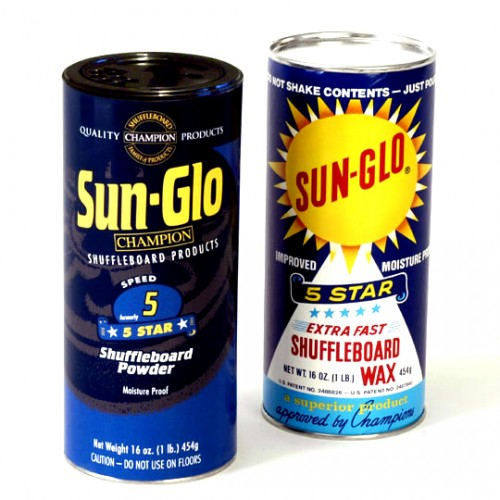 Sun-Glo - 5 Star - Speed5
