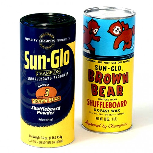 Sun-Glo - Brown Bear 3