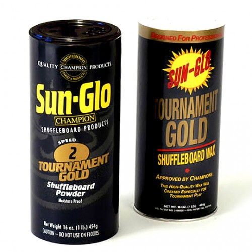 Sun-Glo - Tournament Gold - Speed2
