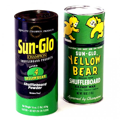 Sun-Glo - Yellow Bear - Speed4