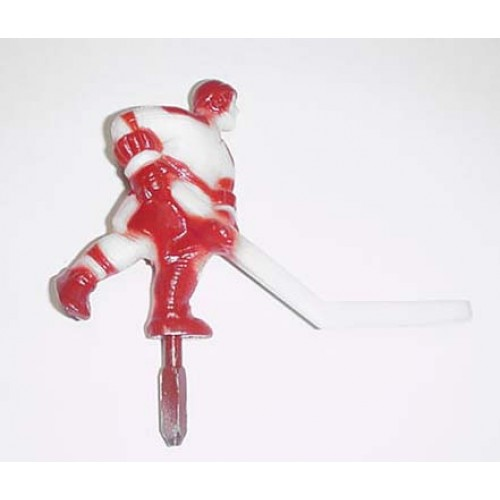 Super Chexx Canadian Stick Hockey Man - short