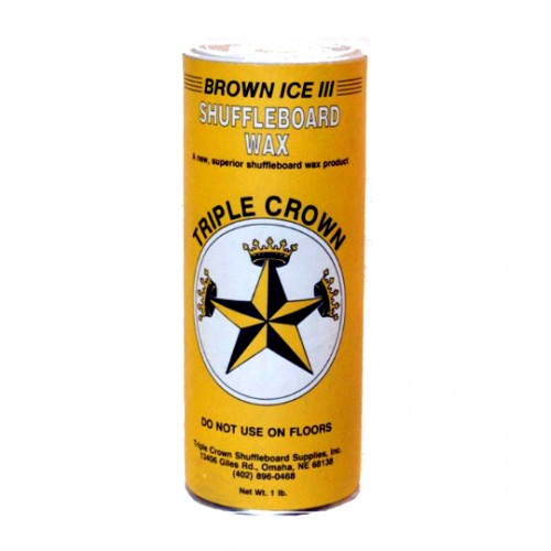 Triple Crown Brown Ice III