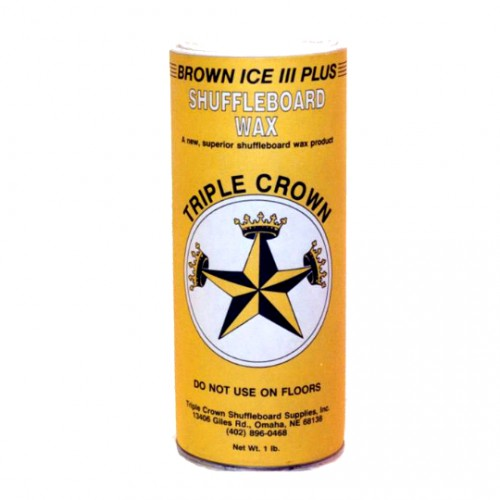 Triple Crown Brown Ice III Plus