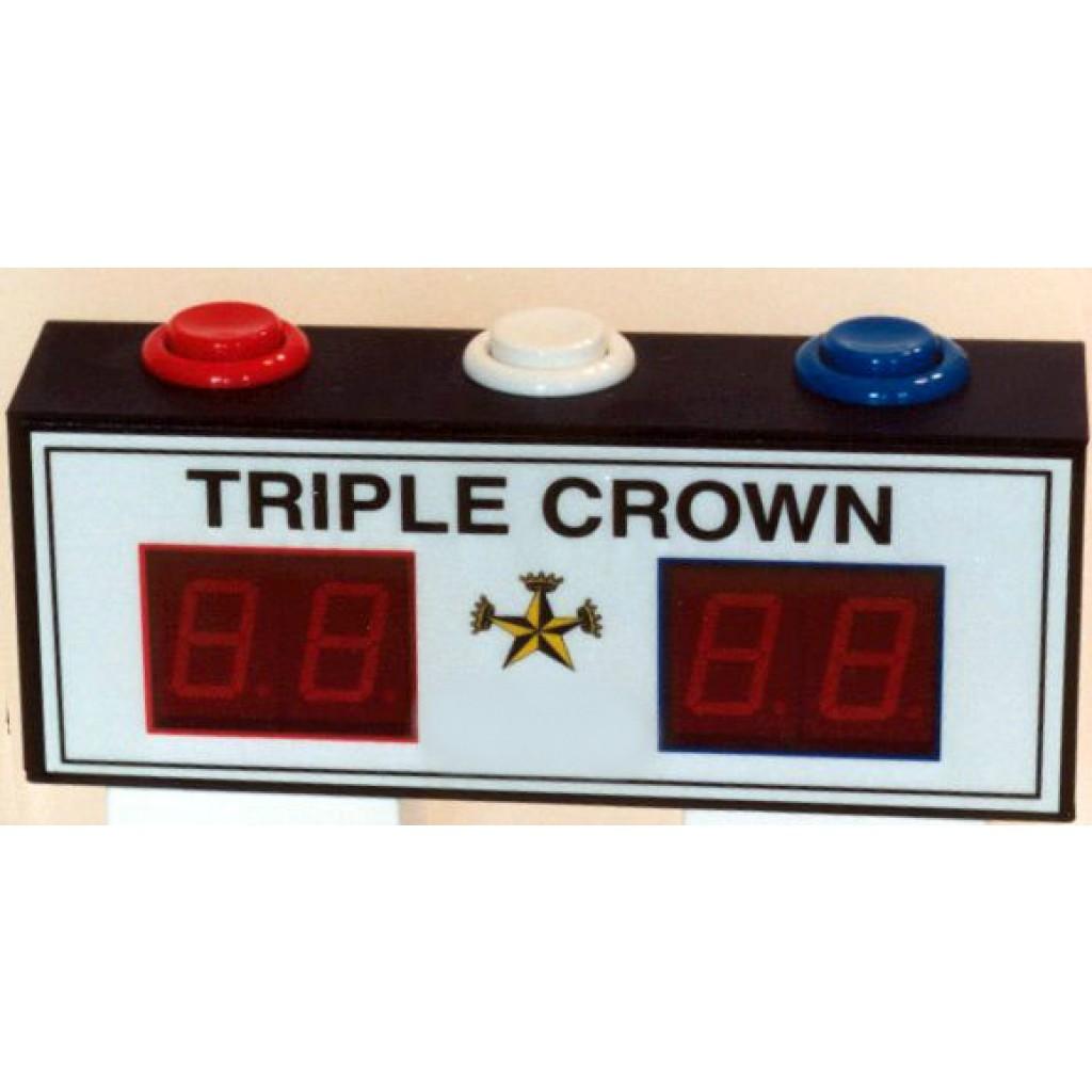 Triple Crown Scoring Unit