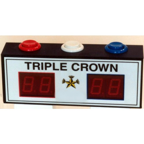 Triple Crown Scoring Unit
