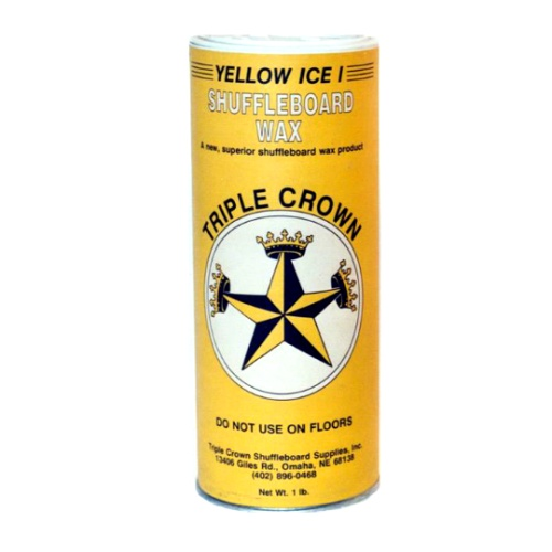 Triple Crown Yellow Ice I
