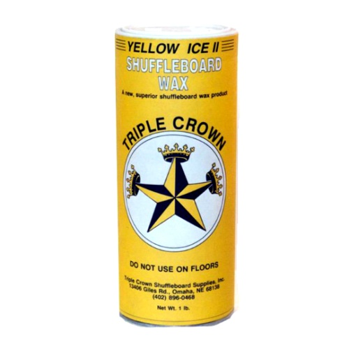 Triple Crown Yellow Ice II
