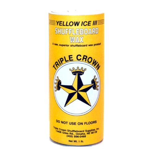 Triple Crown Yellow Ice III