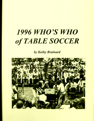 Who's Who of Table Soccer