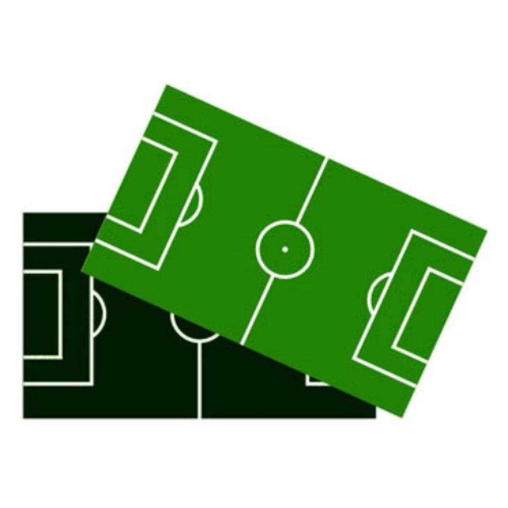 foosball playfield
