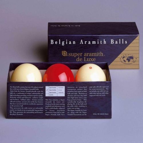 Super Aramith De Luxe Carom Balls